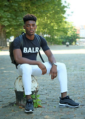 IMG_6437h (Defever Photography) Tags: black male model congo belgium malemodel portrait ghent street city fashion