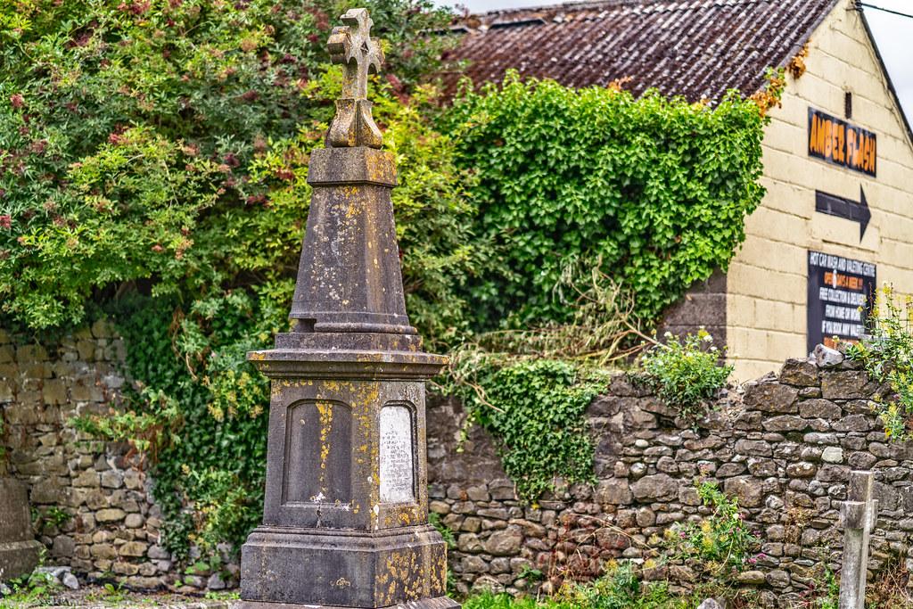 OLD CHURCHYARD KNOWN AS ST. JOHN'S [DUBLIN ROAD KILKENNY]-142893