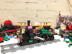 WIP 2 (Britishbricks) Tags: stirling gnr lego
