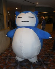 Anime Midwest (neshachan) Tags: animemidwest animeconvention chicago chicagoil costume cosplay cosplayer cosplaying snorlax