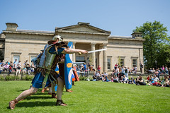 2016-06-05 - 20160605-018A8206 (snickleway) Tags: roman yorkshire museumgardens yorkromanfestival canonef1740mmf4lusm historicalreenactment park soldier york england unitedkingdom gb
