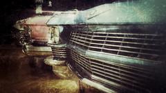 Cadillac (pentek.tamas) Tags: cadillac dreamcar budapest magyarország hungary finepix fuji s6500fd apple iphone snapseed autó car