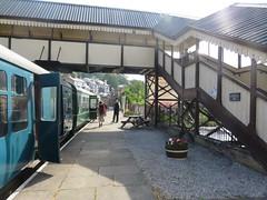 Photo of UK - Wales - Denbighshire - Llangollen - Train station