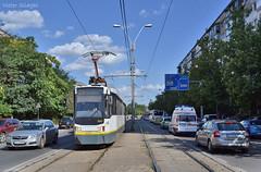3003 - 25 - 16.07.2018 (VictorSZi) Tags: romania bucharest bucuresti transport tram tramvai militari summer vara july iulie nikon nikond3100 bucur