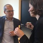 Patrick Duprat and Acacia Smith in conversation thumbnail