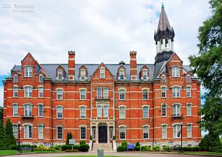 Jubilee Hall - Fisk University - Nashville, Tennessee