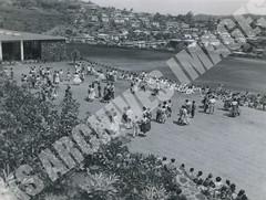 930- 5556 (Kamehameha Schools Archives) Tags: kamehameha archives ksg ksb ks oahu kapalama luryier pop diamond 1955 1956 may day lei prep school kspd