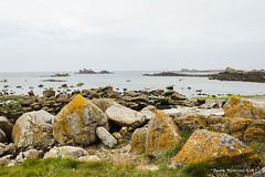 Plage de galets (patoche21) Tags: bretagne europe finistere france marin paysage littoral mer plage rocher patrickbouchenard brittany landscape sea rock beach coastline seaboard