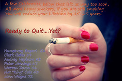 Smoking (ClaraDon) Tags: smoke health surreal