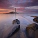Mary Mary, how does your garden glow (Stu Patterson) Tags: stu patterson sunset st marys lighthouse whitley bay