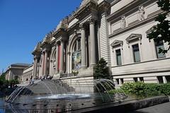 Metropolitan Museum of Art, New York (alex_7719) Tags: building architecture metropolitanmuseumofart metropolitan museum metropolitanmuseum usa manhattan newyork newyorkcity nyc fountain ньюйорк сша манхэттен