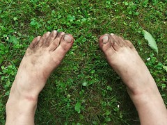 barefoot in nature 151 (dirtyfeet6811) Tags: feet toes barefoot dirtyfeet dirtytoes feetinnature