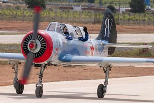 CFR6409 Yak52 EC-IAI