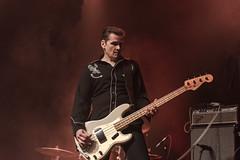 The Punisher : bajo - The Flaming Sideburns (samarrakaton) Tags: rock guitarra guitar bilbao bilbo bizkaia 2018 nikon d750 antzoki band grupo directo live theflamingsideburns