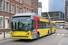 5922 48 (brossel 8260) Tags: belgique bus tec liege