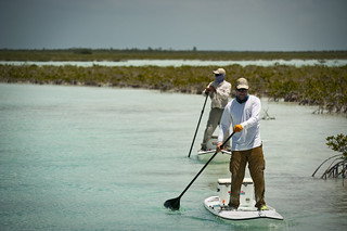 Bahamas bonefishing lodge - andros 55