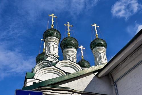 Черниговский пер, 3_Церковь Михаила и Феодора Черниговских_6