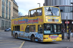 Maghull City Explorer SIG1846 (Will Swain) Tags: liverpool 17th march 2018 north west bus buses transport travel uk britain vehicle vehicles county country england english merseyside maghull city explorer sig1846 former t205xbv arriva london dlp5 olst dlp205