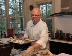 Spring Weekend Chef Reception