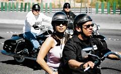 On Too Bullhead City (Shot by Newman) Tags: bikes bikers nvaz bikeweek mojavedesert shotbynewman riverrun 35mmminolta fuji400 35mm fujifilm daylight