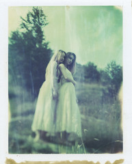 Twins #1 (Papayaspoint) Tags: photography twins martinarivadossi michelleerivadossi elegiovanettimakeu bettypageboudoirfem