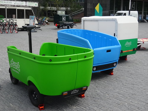Stint Electric Carts