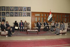 ISU Technical Visit to Iraq – Baghdad (Anti-Personnel Mine Ban Convention - MineBanTreaty) Tags: technicalvisit iraq isu baghdad