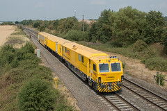 99 70 9580 003-0 (Shed seven) Tags: mobilemaintenanceunit99 70 9580 0030wichnor network rail