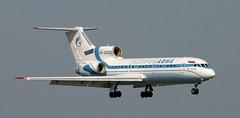 Yak-42 | RA-42452 | AMS | 20060610 (Wally.H) Tags: yak42 yakovlev42 ra42452 gazpromavia ams eham amsterdam schiphol airport