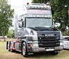Dominic Easey Transport Scania T530 Y425OJL Ipswich Truckfest 2018 (davidseall) Tags: dominic easey transport scania vabis t can tcab t530 530 144l y425ojl y425 ojl truck lorry tractor unit artic large heavy goods vehicle lgv hgv ipswich east truckfest show june 2018 v8