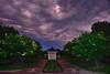 Sunset over Longfellow Gardens, Minneapolis (schwerdf) Tags: cloudscapes longfellowgardens minneapolis minnehaha minnesota nokomis sunsets