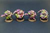 Zombicide Green Horde - Fatty Bursters (PeteB187) Tags: fantasy cmon coolminiornot zombie undead miniature miniatures painted painting 28mm