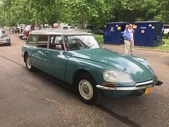 1970 Citroen DS Wagon (kschwarz20) Tags: car carshow citroen kts sully