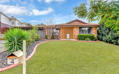 4 Clennam Ave, Ambarvale NSW