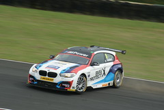 BTCC #5 Collard (mwclarkson) Tags: btcc croft circuit touring cars clio cup f4