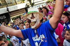 La Regadera (Jose E. Egurrola) Tags: laregadera sanjuandelmonte 2018 mayo mayo2018 ska directo plazadeespaña fiesta musica mirandadeebro live music paraquelavidanopare regadera musicos gente blusas foto grupo band actuacion