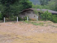 IMGP1948 (陳竹 / bamboo / Baipaii) Tags: thailand kanchanaburi waterfall erawanwaterfall onedaytrip pentaxq7 thammasat exchangestudent
