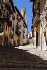 MORELLA (Andrew Mansfield - Sheffield UK) Tags: street morella spain espana castellon comunitatvalenciana