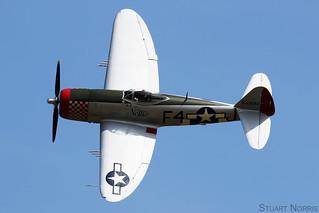 P-47D Thunderbolt 45-49192 G-THUN -