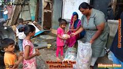 Sthapana  Divas  016 (narfoundation) Tags: proudnar narfoundation food donation ngo mumbai india miteshrathod sthapanadivas social work povert no1