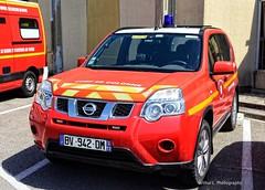 CSP Aix-en-Provence - VLCC 1 (Arthur Lombard) Tags: pompiers caserne casernedepompiers nissan nissanxtrail firedepartment firebrigade firetruck firestation gyrophare bluelight vlcc vlcc1 aixenprovence sdis sdis13 nikon nikond7200 4x4 command commandunit france 911 999 112 18