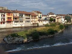 Saint-Girons (Ariège) (PierreG_09) Tags: ariège pyrénées pirineos couserans occitanie eu coursdeau rivière salat