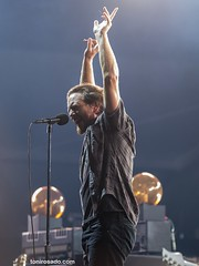 "Pearl Jam - Mad Cool Festival 2018 - Jueves - 7 - M63C4875 • <a style=""font-size:0.8em;"" href=""http://www.flickr.com/photos/10290099@N07/29515143708/"" target=""_blank"">View on Flickr</a>"