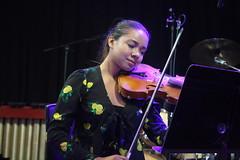 String Ting  (2018) 02 (KM's Live Music shots) Tags: jazz greatbritain stringting violin ligetiinwonderland fridaytonic southbankcentre