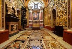 Saint John Co-cathedral, La Valletta, Malta, June 2018 241 (tango-) Tags: malta malte мальта 馬耳他 هاون isola island chiesa cgurch cattedrale cathedral sangiovanni saintjohn