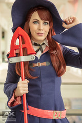 AX Anime Expo 2018 Cosplay Genevieve Marie (Manny Llanura) Tags: anime expo 2018 cosplay ax manny llanura photography genevieve marie little witch academia