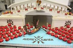 💍💘  Wedding cake  💘💍 (makcharraderachid) Tags: wedding cake marriage wife romantic venise mariage