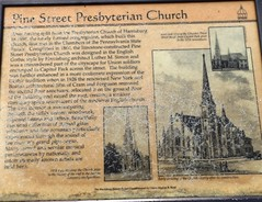 Pine Street Presbyterian Church (dfirecop) Tags: dfirecop photography photo picture harrisburg pa pennsylvania pinestreet presbyterian church 310 north 3rdstreet built 1860
