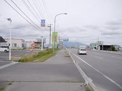 A street (しまむー) Tags: panasonic lumix gx1 g 20mm f17 asph natural train tsugaru free pass 津軽フリーパス