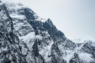 The Norwegian Mountains